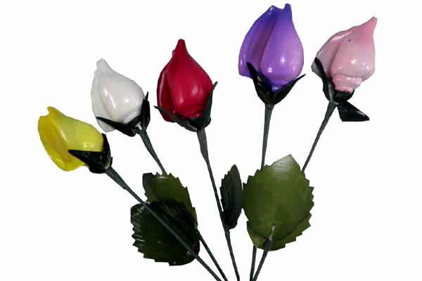 Διακοσμητικό Λουλούδια Από Κοχυλια